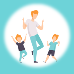 Pilates - Age 4 to 11 - Chair based calming Pilates
